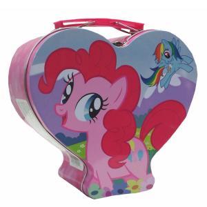 マイリトルポニー ハート型 ティン 缶 ボックス ピンキーパイ 小物入れ MLP MyLittle Pony グッズ