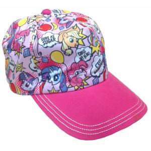 マイリトルポニー キャップ 帽子 CAP 子供用〜大人用 女の子 MyLittlePony MLP 小物 服飾 ファッション グッズ