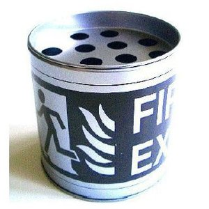 筒型灰皿の商品画像