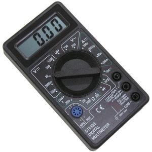 デジタルテスターDT830B セール特価 送料216円・ポスト投函 (商品番号2093-2201)|vshopu-2