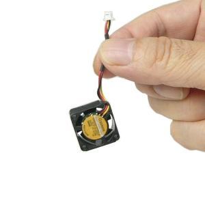 20mm 超小型DCファン DC 5V 0.04A 送料216円・ポスト投函 (商品番号2179-2801)|vshopu-2