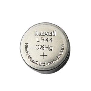 ボタン電池 マクセル LR44(バラ売り) 電子工作|vshopu