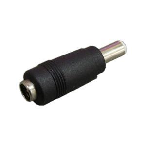 5.5/2.5mm←5.5/2.1mmDCプラグ変換コネクタ vshopu