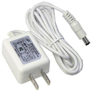 ACアダプター 12V 1A 【プラグ:5.5/2.1mm】 ホワイト セール特価|vshopu