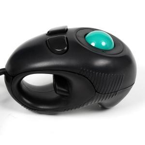 マウス 光学式トラックボールマウス GM-OPTB02B ブラック|vshopu