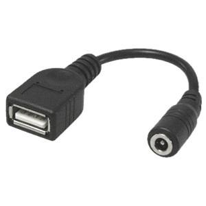 4.0/1.7mmメス→USBメス変換ケーブル vshopu