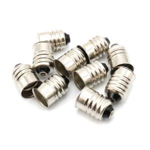 豆電球用口金 E10 (10個入り)|vshopu