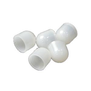LED豆電球用 拡散キャップ 10/8mm 白 5個入り|vshopu