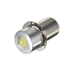 LED豆電球 DC 5V〜24V 白色 口金P13.5S|vshopu