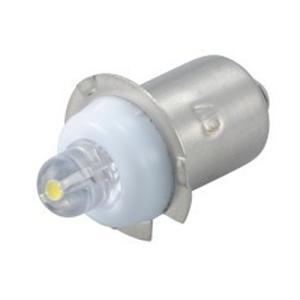 LED豆電球 DC6V 0.5W 口金P13.5S LED-B6-W|vshopu