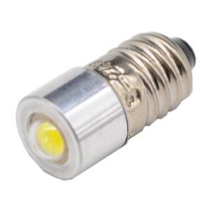 LED豆電球 DC 5V〜24V 白色 口金E10|vshopu