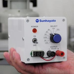 【中古】サンハヤト 実験用直流電源 DK-910|vshopu