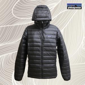 patagonia パタゴニア M'S DOWN SWEATER HOODY メンズ・ダウン・セータ・フーディ 84701 ジャケット ブラック メンズ アウター vt-web
