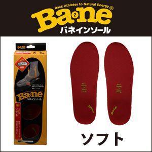 BANE INSOLE(バネ インソール) ソフト レッド|vvv