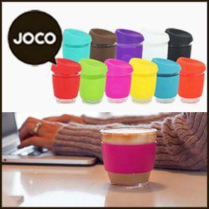 JOCO ジョコ タンブラー JOCO Cup 12oz 保温 保冷 こぼれない かわいいタンブラー
