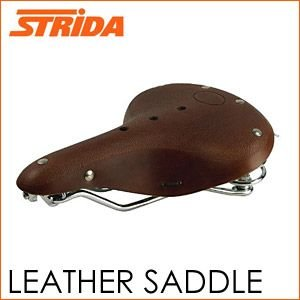 STRIDA(ストライダ) パーツ LEATHER SADDLE|vvv