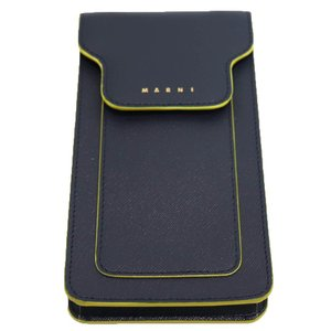 20SS MARNI MA PHONEBAG マルニ 小物 レザー フォンバッグ スマートフォン ケース バッグ スマホ 携帯電話 TEMO0005U0|W-CLASS