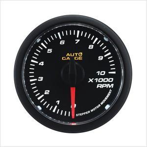 オートゲージ タコメーター 52Φ 日本製モーター 348C 精度誤差約±1%の正確な追加メーター (クーポン配布中) w-class
