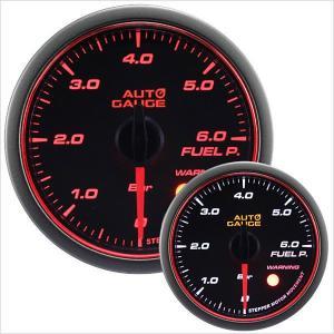 燃圧計 オートゲージ 60Φ 日本製モーター Aリング 458 精度誤差約±1%の正確な追加メーター (クーポン配布中)|w-class
