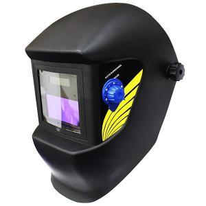 溶接マスク 遮光速度(1/10000秒) 自動遮光 溶接面 マットブラック 黒