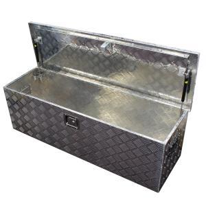 工具箱 ツールボックス アルミ 道具箱 メタルツールボックス 収納 鍵付き 大型 1230×385×385mm