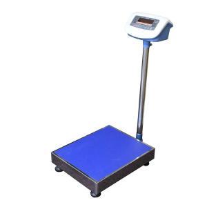 シンプル操作。電源を入れて計量物を載せるだけでOK。 最大150kgまで計測可能!デジタル台はかりで...