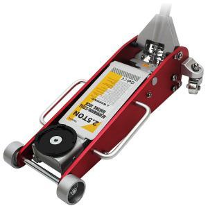 ガレージジャッキ 2 .5t フロアジャッキ 2 .5トン 低床 ローダウン ジャッキ アップ 手動 油圧ジャッキ (クーポン配布中)
