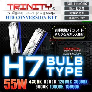 HIDコンバージョンキット H7 バルブ 55W ケルビン選択 1年保証付  超薄型 バラスト フォグランプ 2本セット (クーポン配布中) w-class