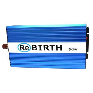 インバーター 24V 100V 正弦波インバーター 定格 2000W 最大 4000W DC24V AC100V 50Hz/60Hz (クーポン配布中) w-class
