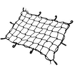 カーゴネット ゴムネット ルーフネット トランクネット 荷台 キャリアネット 100×65cm|W-CLASS