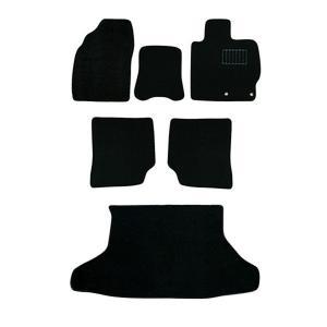 プリウス 30系 フロアマット floormat カーマット 車内用マットセット  黒 ブラック|w-class