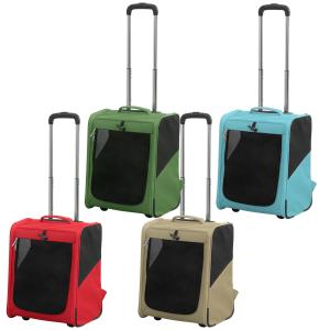 4WAYペット用キャリーバック 車載対応 ペット 犬 猫 リュック キャリーカート メッシュ