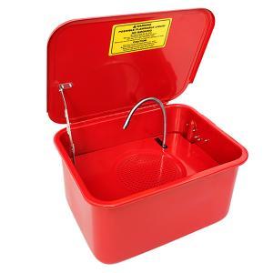 19L パーツウォッシャー 部品洗浄機 洗浄台 卓上タイプ|w-class