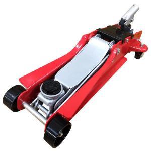 ガレージジャッキ 2 .25t フロアジャッキ 2 .25トン 低床 ローダウン ジャッキ アップ 手動 油圧ジャッキ 最低85mm|w-class