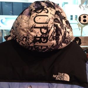 新品未使用品 2017AW SUPREME×THE NORTH FACE Mountain Baltoro Jacket シュプリーム×ザ・ノースフェイス バルトロジャケット MOUNTAIN柄 雪山 ダウン Size.M|w-crime|05