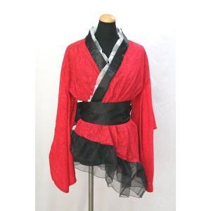セクシードレス 着物ドレス コスプレ衣装 コスチューム 透けミニワンピース 花魁 衣装 マイクロミニ セクシー w-freedom