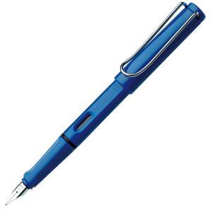 カジュアル万年筆として、おそらく世界一有名な「LAMY Safari」 デザインが素晴らしいだけでな...