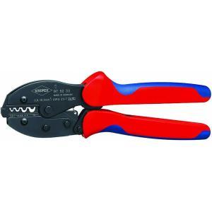 KNIPEX クニペックス 圧着ペンチ 9752-33 工具
