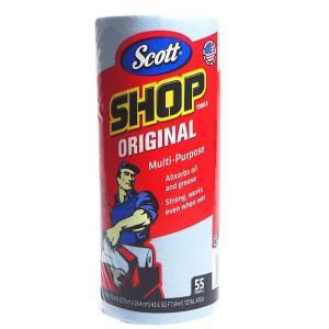 Scott スコット  SHOP TOWELS ペーパーウェス 1ロール