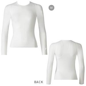 【B】ワコール CW-X 女性用 ジュウリュウ ラウンドネックロングスリーブシャツ(S・M・Lサイズ)JAY410 [m_b]|w-liberty-h|03