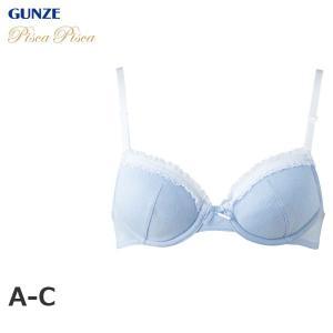 GUNZE グンゼ PiscaPisca ピスカピスカ for GIRLS ワイヤーブラジャー (A・B・Cカップ) PAB002A