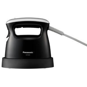 パナソニック 衣類スチーマー ブラック NI-FS350-K...