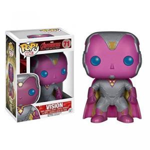 Funko Marvel: Avengers 2 - Vision Bobble Head Acti...