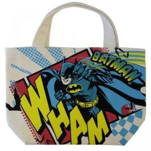 ■商品詳細 Batman Cotton gusset bag comic by Small Plan...