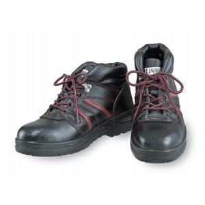 安全靴 作業靴 ワーキングシューズ J-WORK 安全シューズ [JW-760] 23.5〜28、29、30cm 足首まで保護 おたふく手袋 お取寄せ|w-shokai