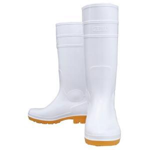 長靴 作業靴 ロングタイプ耐油長靴 おたふく手袋JW-708 カラー:白・黒 サイズ:24〜27cm・28cm おたふく手袋 お取寄せ|w-shokai