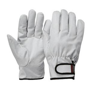 おたふく手袋 革手 豚クレストマジック インナーフリース 10個セット JW-866 L 作業服・作業用品・防寒グッズ・防寒手袋 お取寄せ|w-shokai
