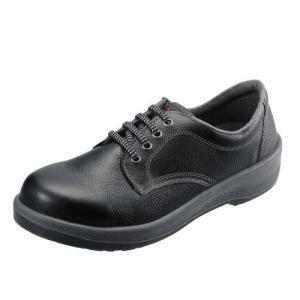安全靴 作業靴 7511 黒 (23.5〜28.0cm(EEE)) 7500シリーズ 短靴 セフティシューズ シモン(Simon) お取寄せ|w-shokai