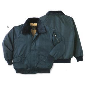 防寒服 防寒着 防寒ジャケット パイロットジャンパー 73-6005 (5L) 80-4000シリーズ タカヤ商事 取寄|w-shokai