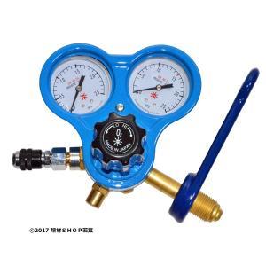 (カプラ付)酸素調整器 関西式 逆火防止器 スパナ付「SG-3S-GV」 阪口製作所|w-shop-wakaba